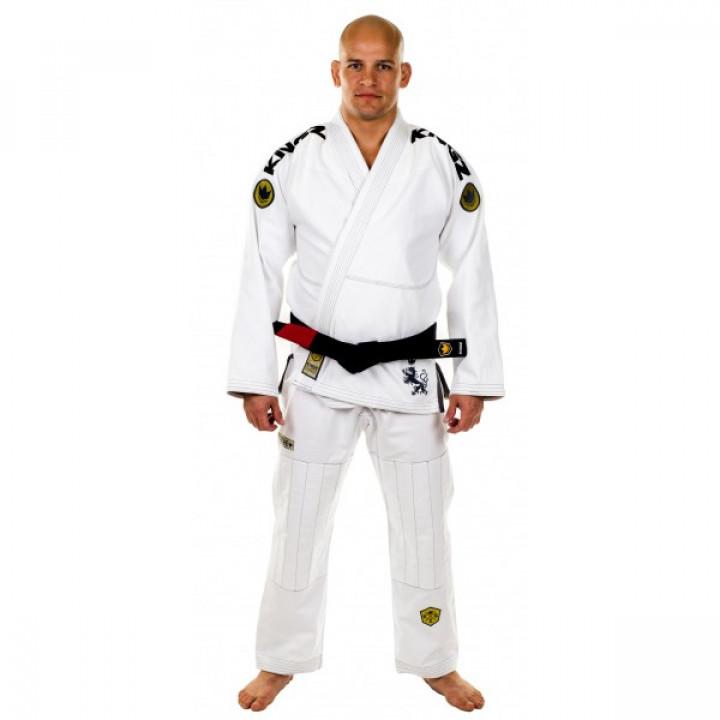 KiNGZ Kimono/Gi BJJ Comp 450 V4 Белое