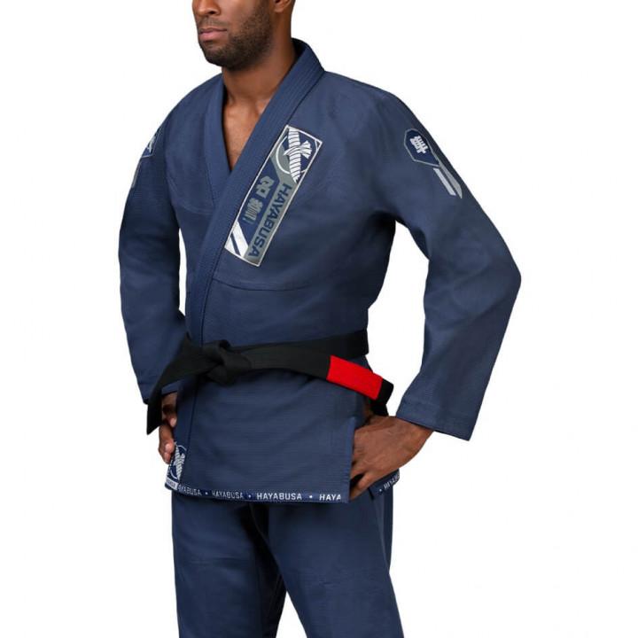 Hayabusa Kimono/Gi Ascend Lightweight Jiu Jitsu Gi Navy