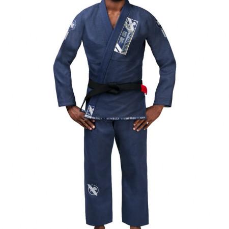 Кимоно для джиу-джитсу Hayabusa Ascend Lightweight Jiu Jitsu Gi Navy
