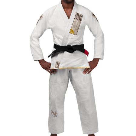 Кимоно(Ги) Hayabusa Ascend Lightweight Jiu Jitsu Gi белое