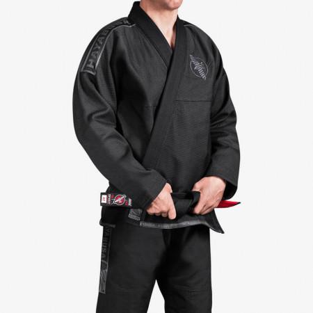 Кимоно (Ги) для джиу-джитсу Hayabusa Lightweight Jiu Jitsu Gi черное