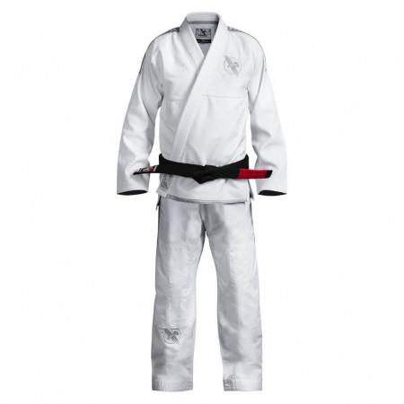 Кимоно (Ги) для джиу-джитсу Hayabusa Lightweight Jiu Jitsu Gi белое