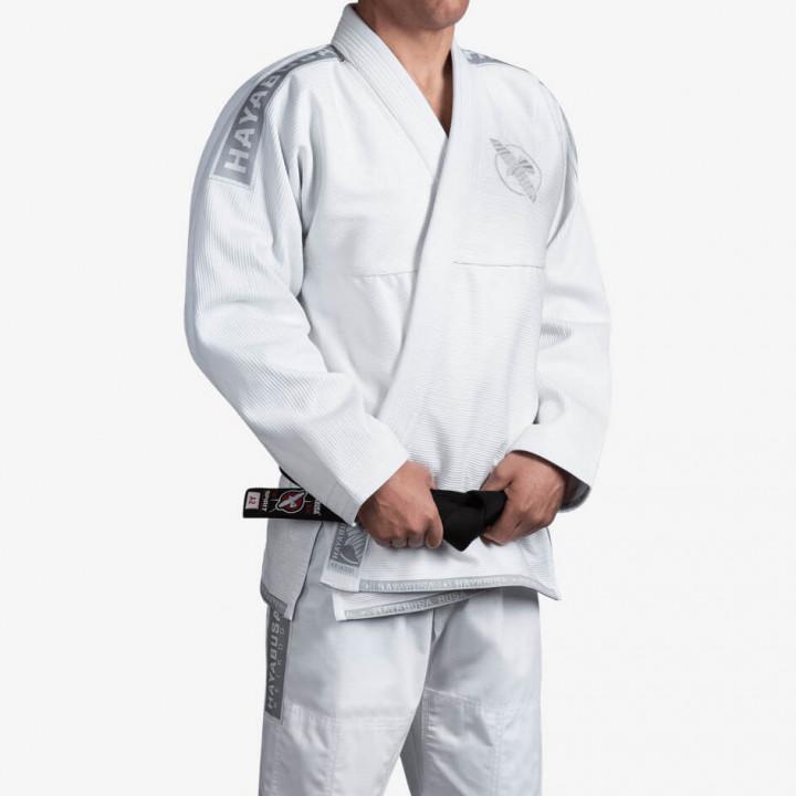 Hayabusa Kimono/Gi Lightweight Jiu Jitsu Gi Белое