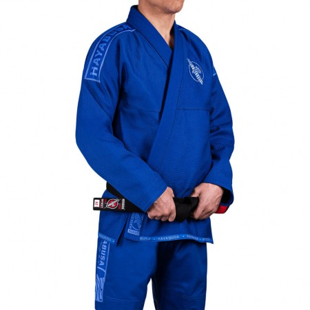 Кимоно (Ги) для джиу-джитсу Hayabusa Lightweight Jiu Jitsu Gi синее