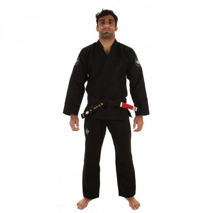 KiNGZ Kimono/Gi BJJ Classic 2.0 Черное