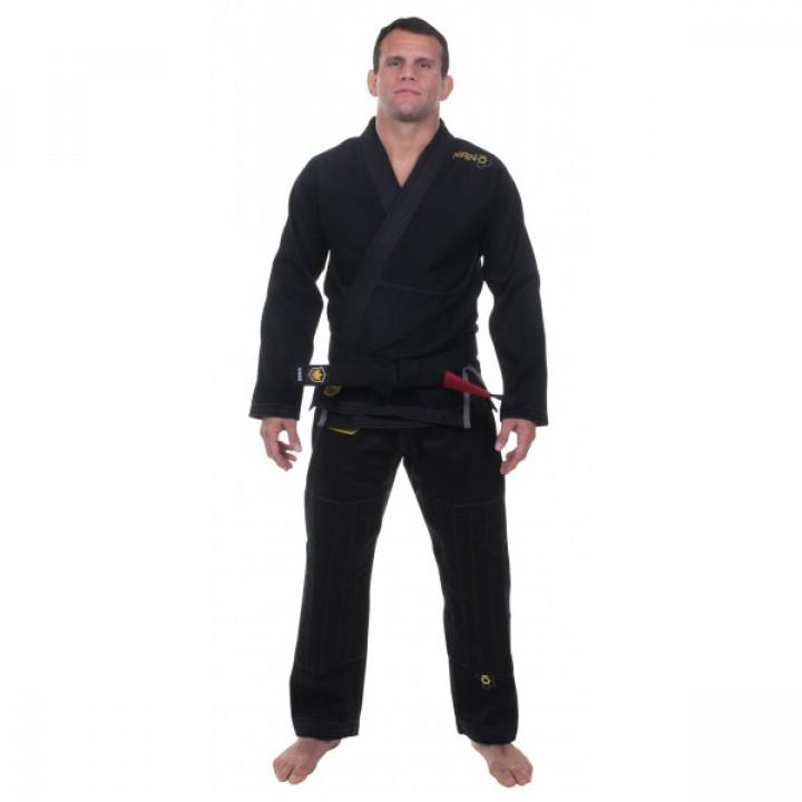 KiNGZ Kimono/Gi BJJ Nano Черное