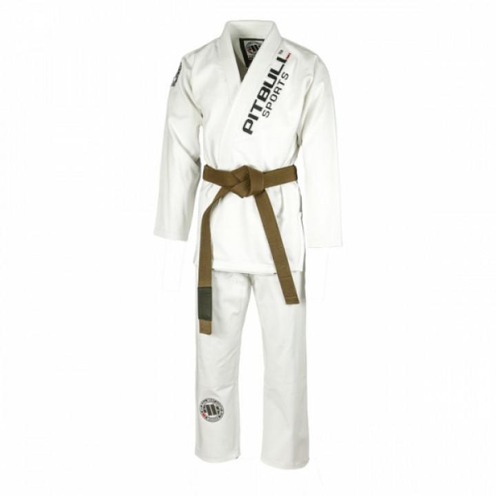 Pit Bull Kimono/Gi PB 2017 Белое 350