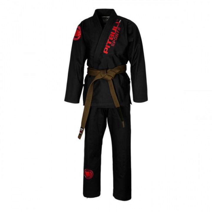Pit Bull Kimono/Gi PB 2017 Черное 450
