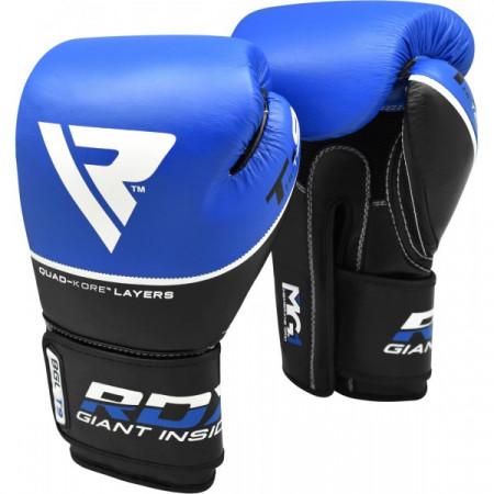 RDX Перчатки боксерские T9 Синие