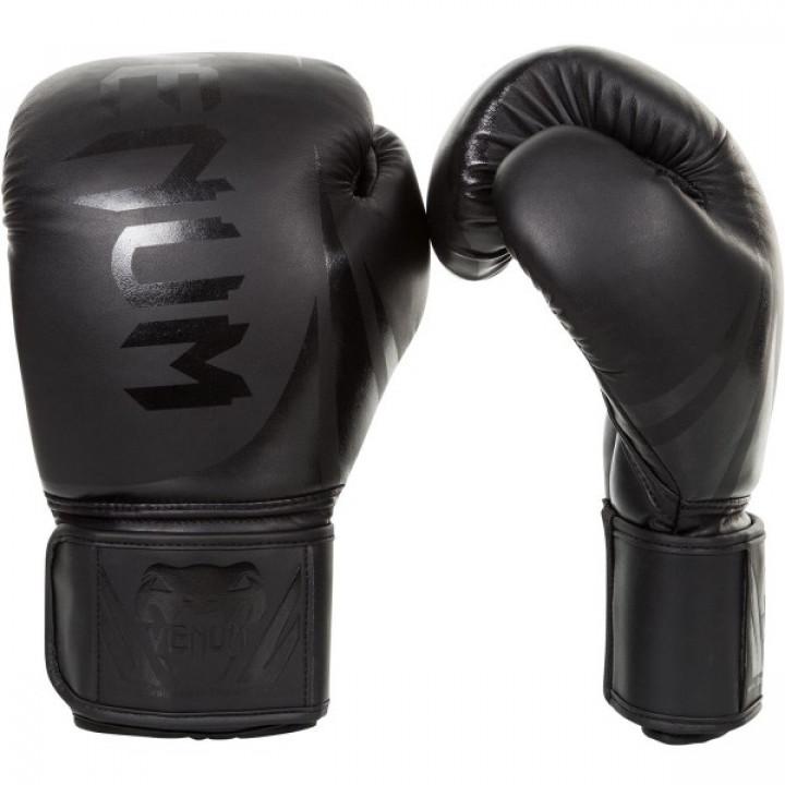 Venum Перчатки боксерские Challenger 2.0 Черные/Черные
