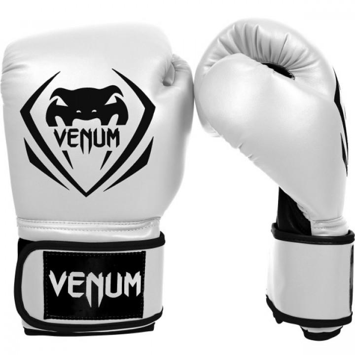 Venum Перчатки боксерские Contender Белые