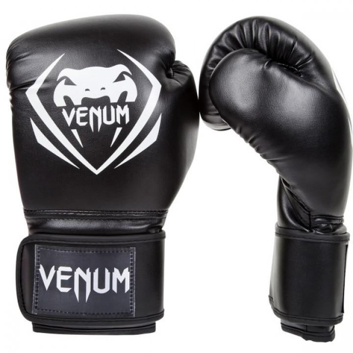 Venum Перчатки боксерские Contender Черные