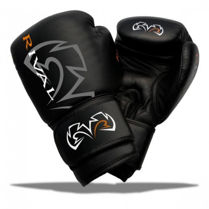 Rival Перчатки боксерские для работы на мешке RB60 Черные