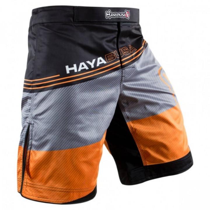 Hayabusa Шорты MMA Kyoudo Prime Оранжевые