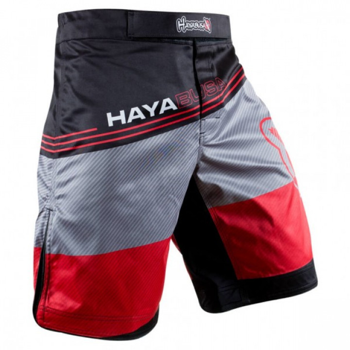 Hayabusa Шорты MMA Kyoudo Prime Красные