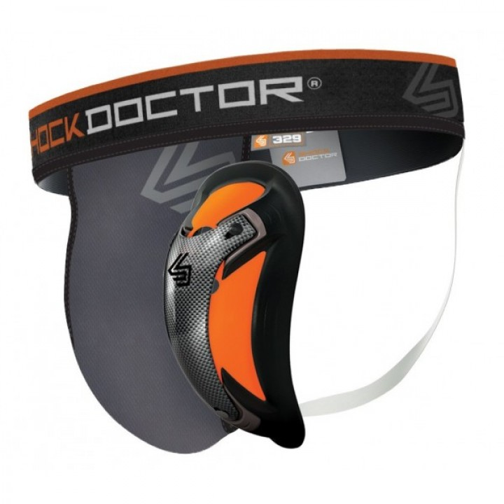 Shock Doctor Ultra Pro Supporter + Ultra Carbon Flex Cup