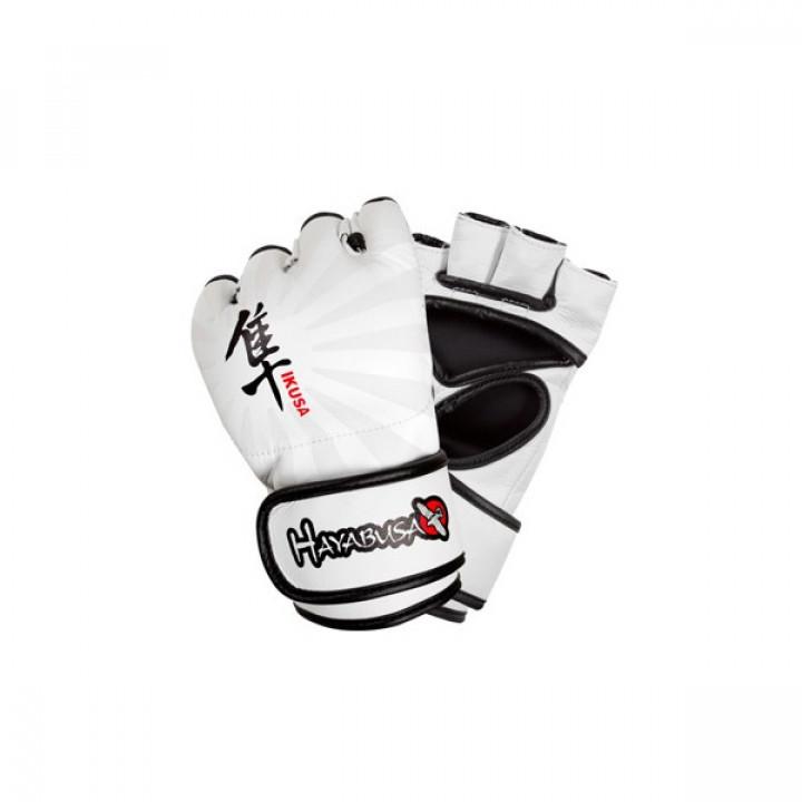 Hayabusa Перчатки для MMA Ikusa 4oz Белые