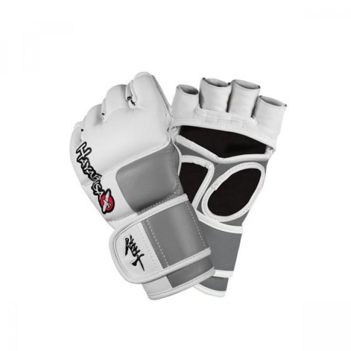 Hayabusa Перчатки для  MMA Tokushu 4oz Белые