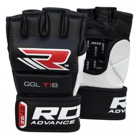 RDX Перчатки для MMA GGL T1 Черные