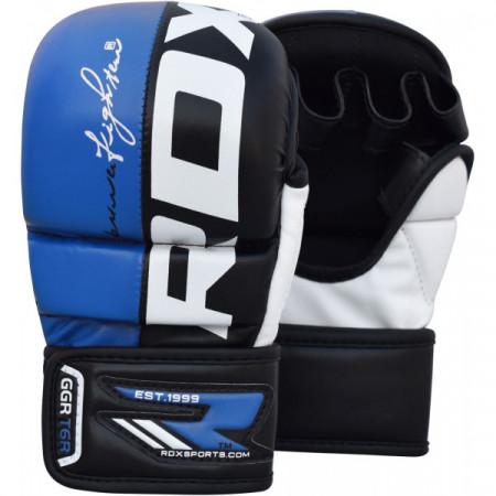 RDX Перчатки для MMA GGL-T6 Синие