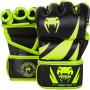 Venum Перчатки для  MMA Challenger Черно/Зеленые