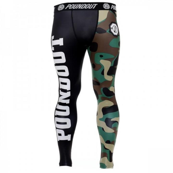 Poundout компрессионные штаны Unit