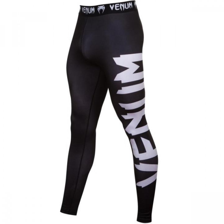Venum компрессионные штаны Giant Черные