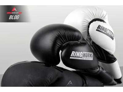 Боксерские перчатки от бренда Ringhorns