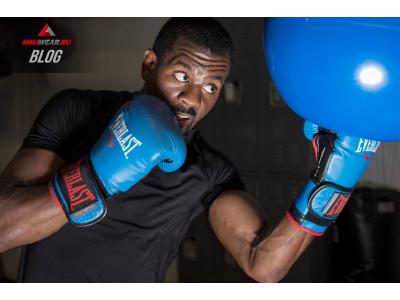 Бюджетные боксерские перчатки