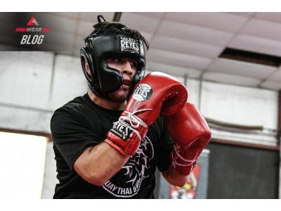Боксерские перчатки от бренда Cleto Reyes