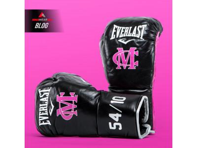 Боксёрские перчатки Everlast: обзор популярного бренда