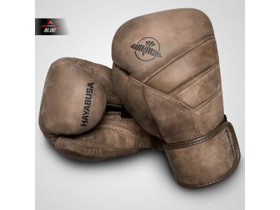 Обзор боксерских  перчаток Hayabusa T3 LX