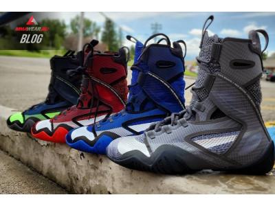 Боксерки: обувь для бокса