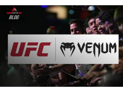 Venum - новый спонсор UFC