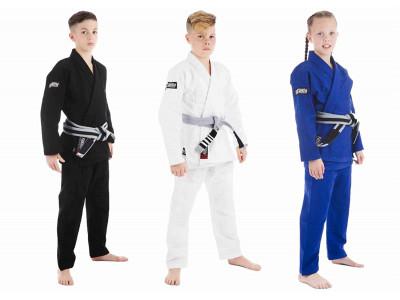 Как выбрать детское кимоно для джиу-джитсу