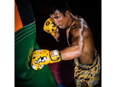 Обзор боксерских перчаток Yokkao