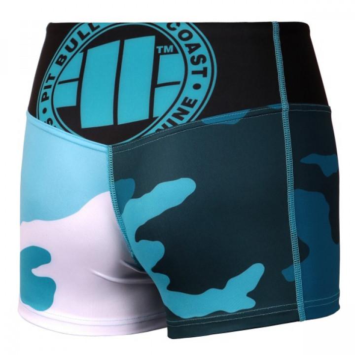 Pit Bull ШортыCamo 2 Голубые
