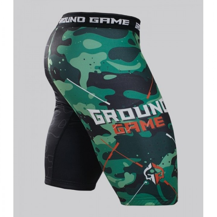 Ground Game Шорты Vale Tudo Moro