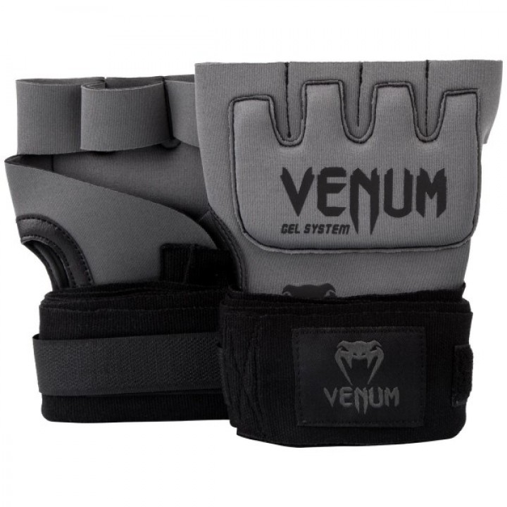 Venum Gel Kontact Hand Wrap Black / Grey