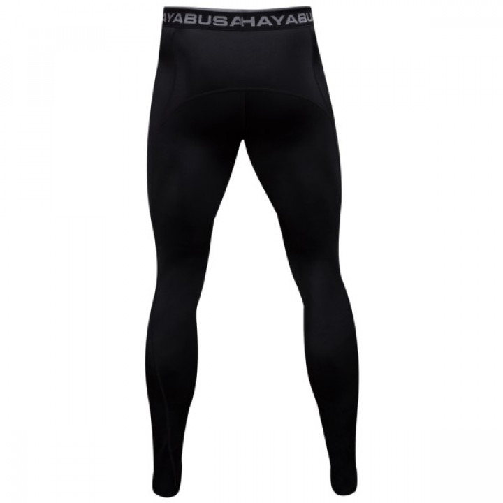 Hayabusa компрессионные штаны Haburi Compression черные