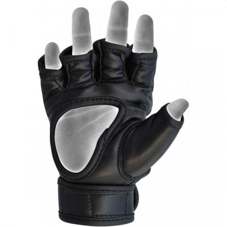 RDX Перчатки  MMA для детей JGG-J2 Чёрно-Зелёные
