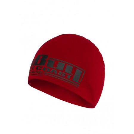 Шапка Pit Bull Компрессионная Classic Boxing Красная