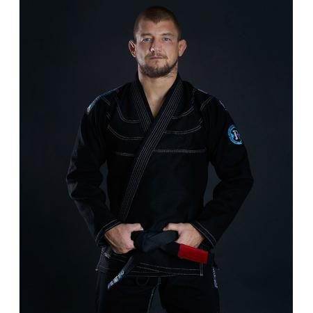 Ground Game Kimono/Gi Rookie Черное