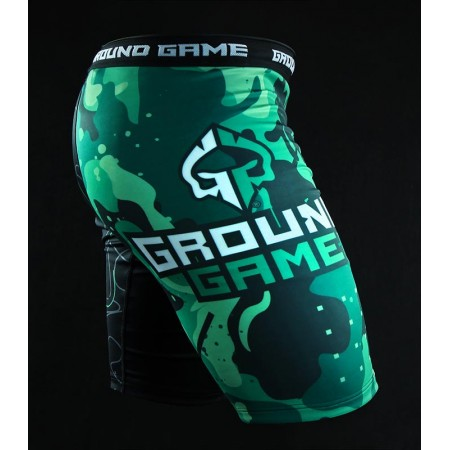 Ground Game Шорты Vale Tudo Moro 2.0