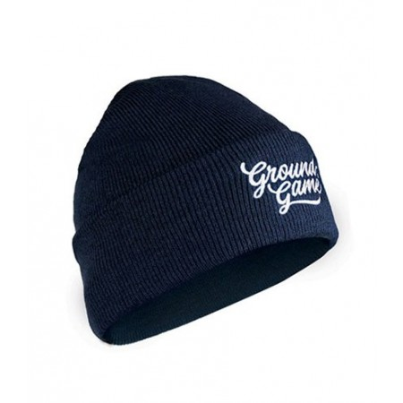 Ground Game Шапка Classic 2 Navy blue