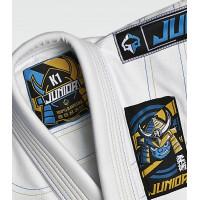 Ground Game Кимоно/ Ги для Bjj Junior 3.0 Белое