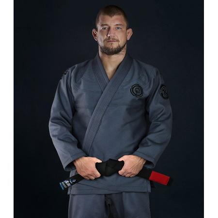Ground Game Kimono/Gi Balance 3 SHADOW (Серое)