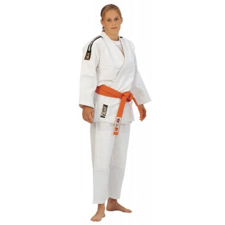 Кимоно для Дзюдо CLUB Matsuru 450g Белое