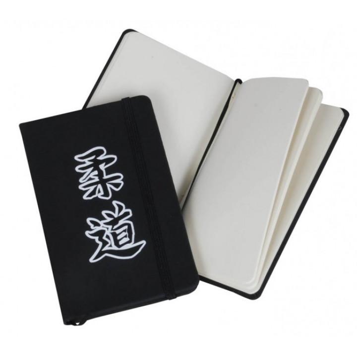 Блокнот A6 чёрный  Judo