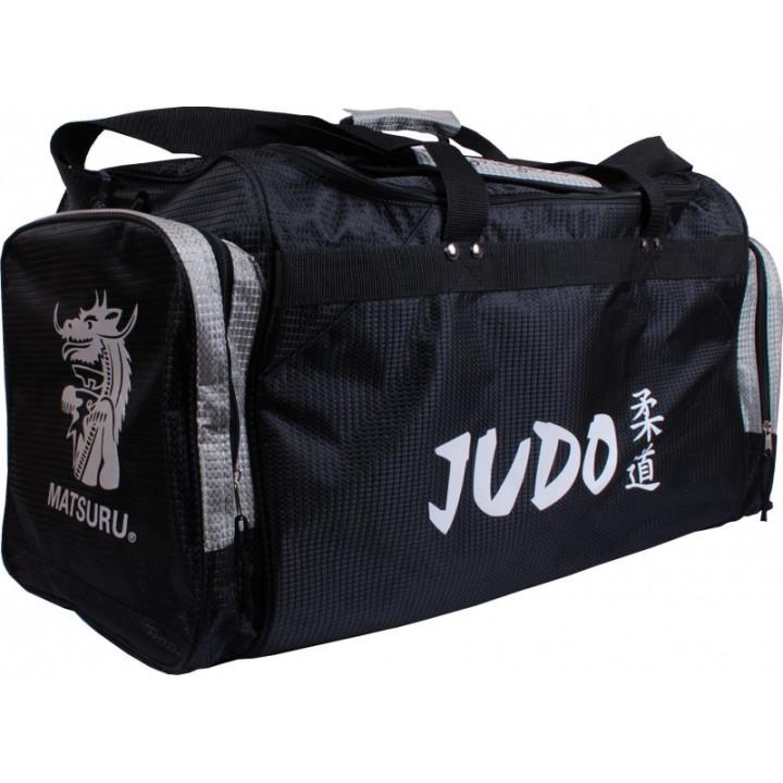 Сумка Matsuru Judo Серебристая XL